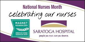 Saratoga Hospital - Celebrating Nurses