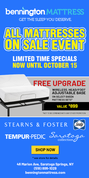 Bennington Mattress October Mattress Event