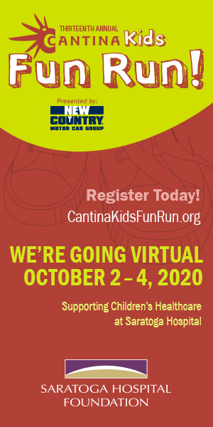 Cantina Kids Fun Run 2020