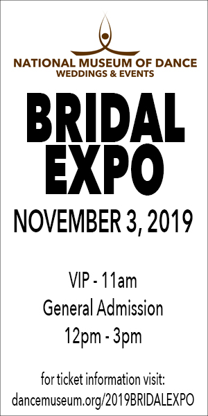 National Museum of Dance - Bridal Expo