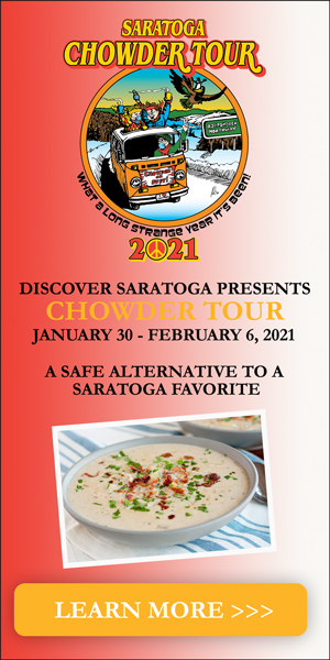 Saratoga Convention - Chowder Tour