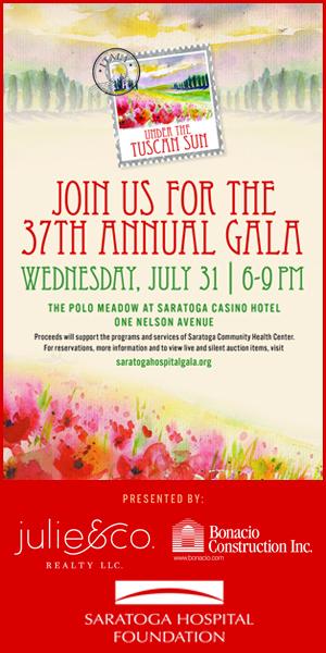 Saratoga Hospital Gala