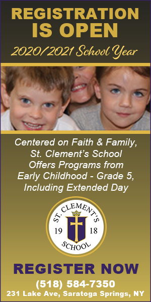 St. Clements Open Registration