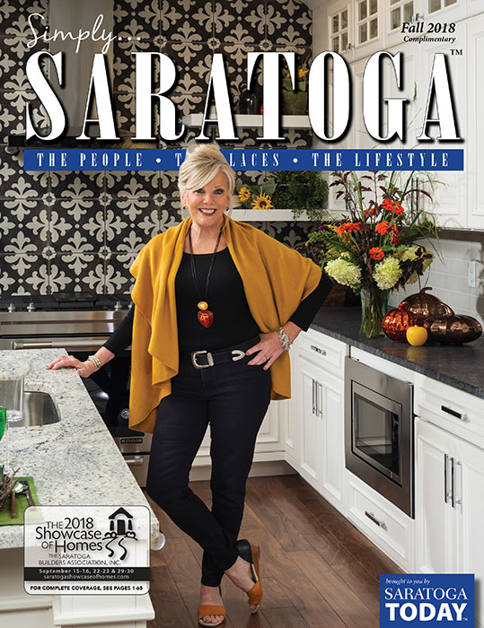 Simply Saratoga Showcase of Homes 2018