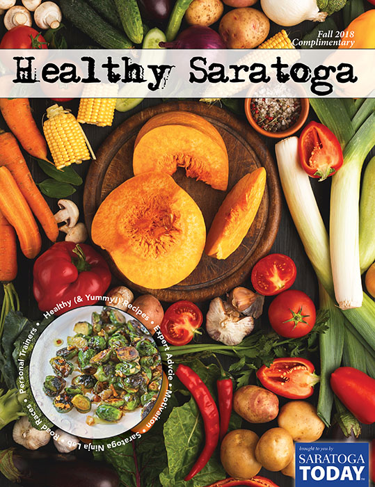 Healthy Saratoga 2018 Fall