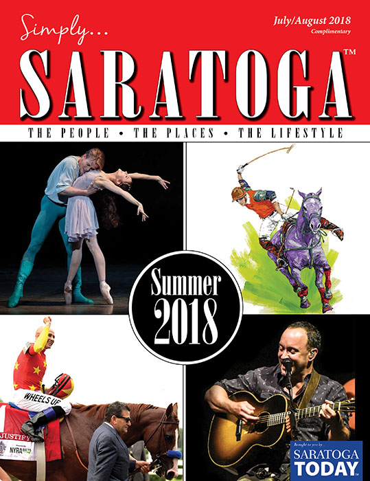 Simply Saratoga Summer 2018