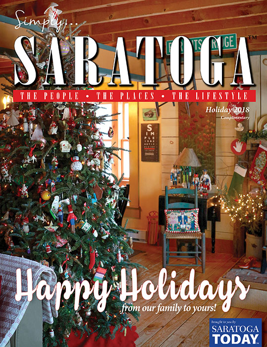 Simply Saratoga Holiday 2018