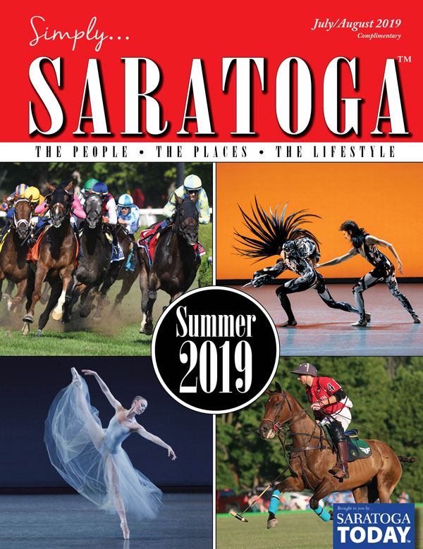 Simply Saratoga Summer 2019