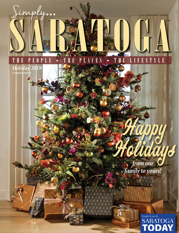 Simply Saratoga Holiday 2019