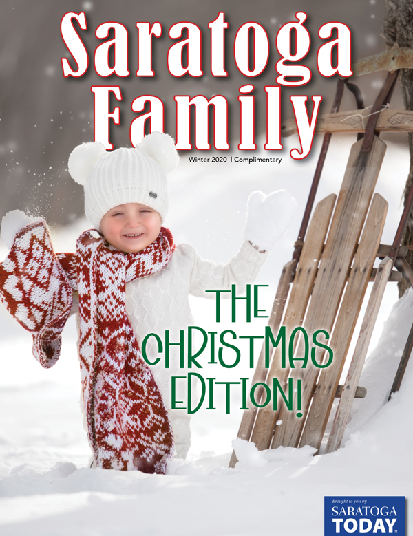 Saratoga Family Winter 2020 - The Christmas Edition