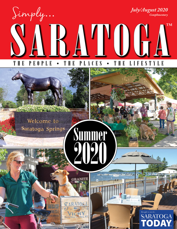 Simply Saratoga Summer 2020