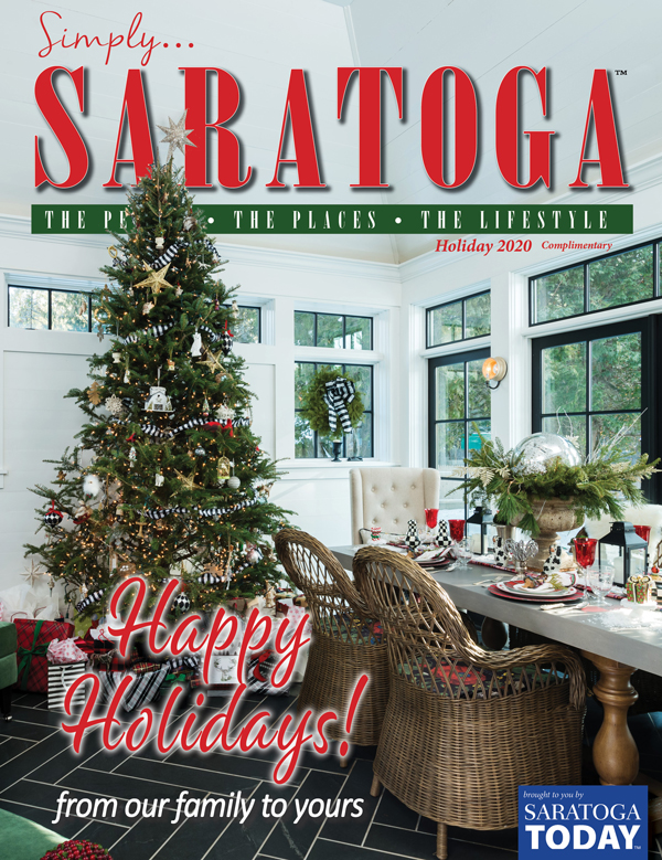 Simply Saratoga Holiday 2020