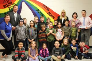 Hudson River Community Credit Union Donates to SRYMCA