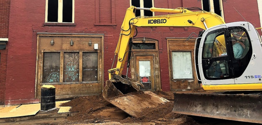 Tear Down: Historic Building Couldn't be Saved