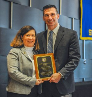 First Assistant District Attorney Receives Robert Morgenthau Award