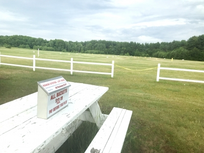 20-Year-Old Golf Range Shut Down by City