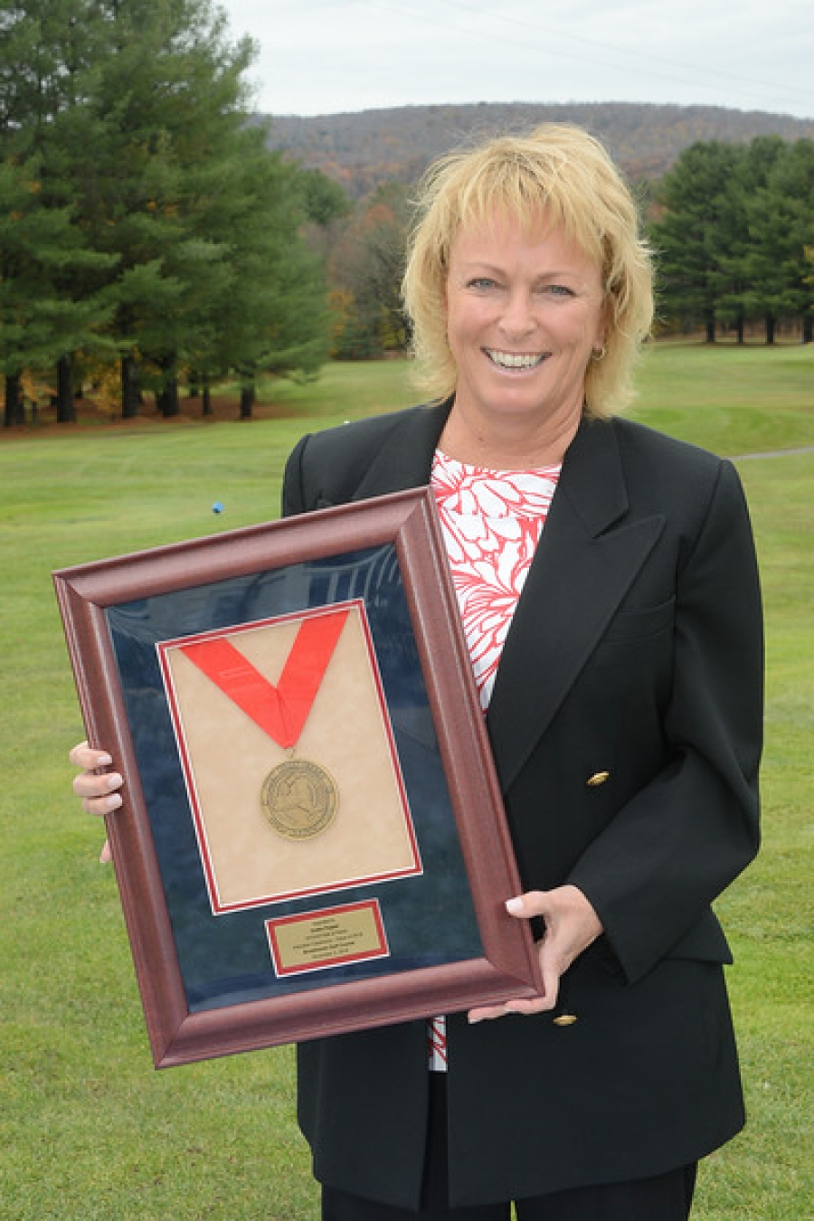 Dottie Pepper Inducted into NYSGA Hall of Fame