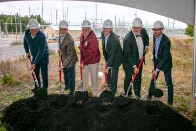 Groundbreaking: New York's Largest Lithium- Ion Battery Storage Project at Luther Forest