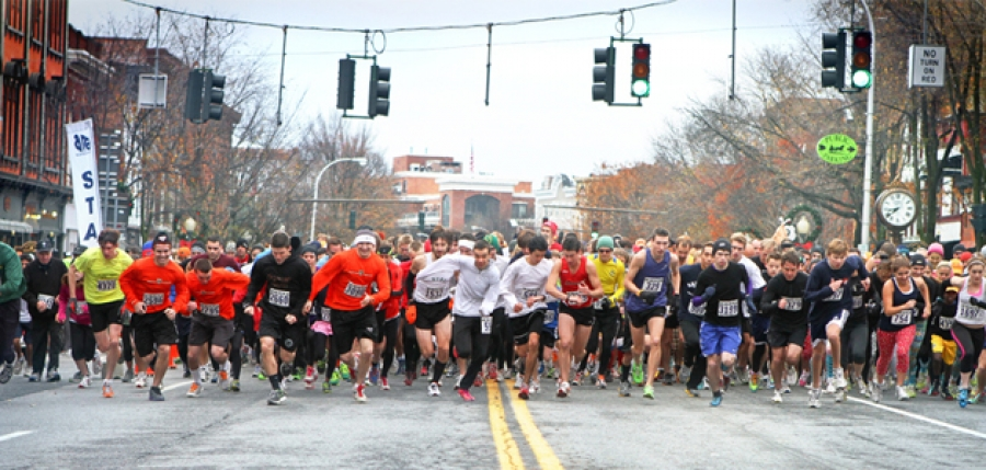 4,000 Expected at Turkey Trot