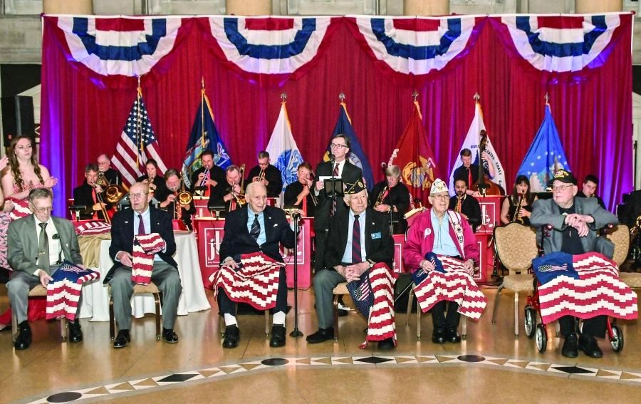 3rd Annual Veteran's Ball