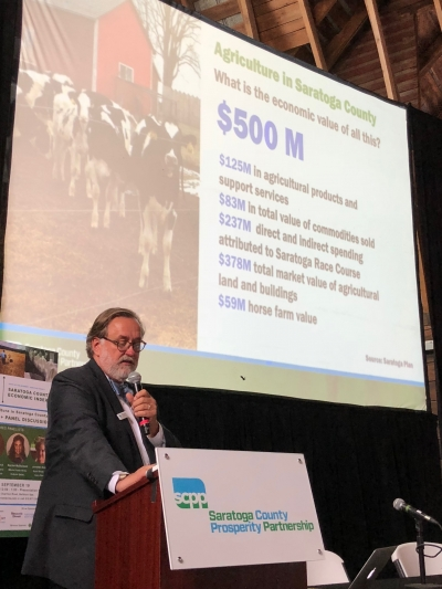Impact of Agriculture and Agribusiness Tops $500M Annually in Saratoga County