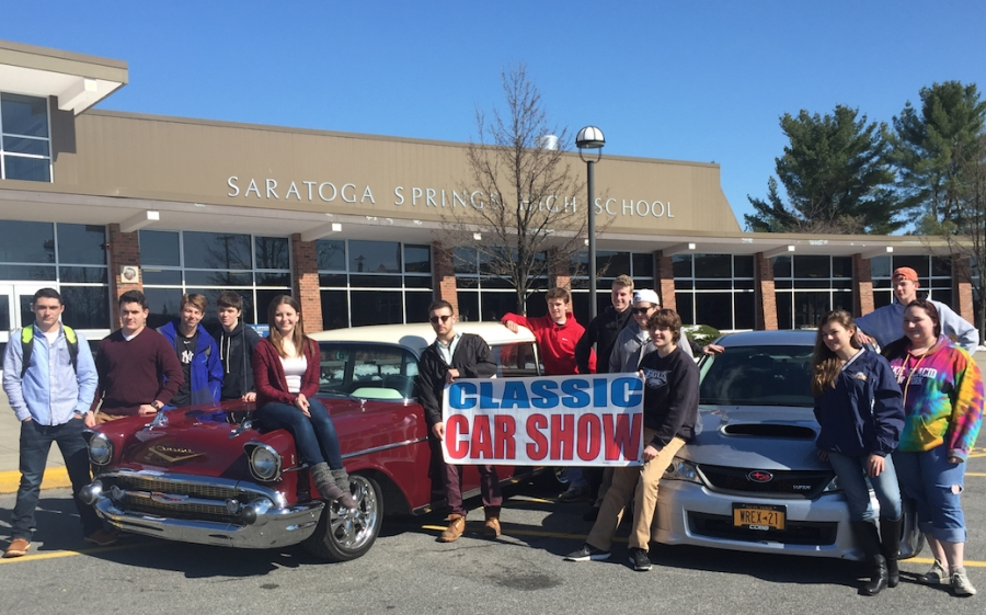 Classic Car Show Returns to High School on Sunday