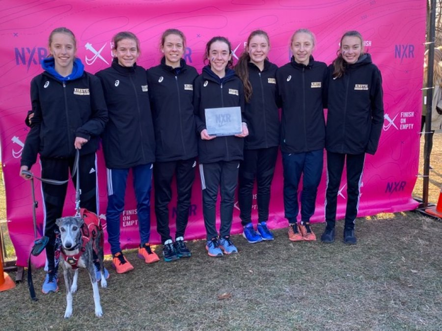 Saratoga Springs Kinetic Team Takes First in Nike Cross Nationals