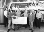 SSFD Supports Operation  Adopt A Soldier