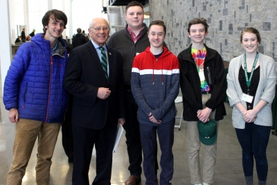 Capital Region Youth Climate Summit Held at TEC-SMART