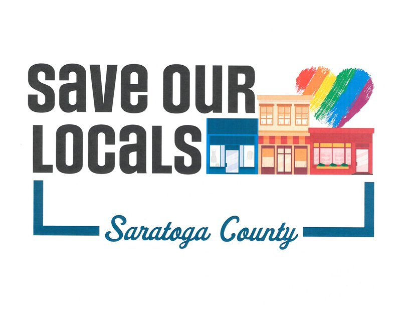 Saratoga County Capital Resources Corporation Donates $10,000 to Save Our Locals Campaign