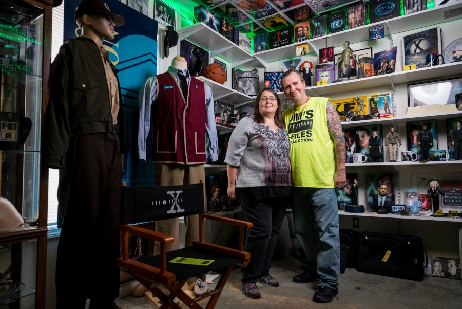 The Collector: Greenfield Couple Possess One-Of-A-Kind Collection