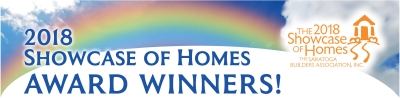 2018 Showcase of Home Award Winners