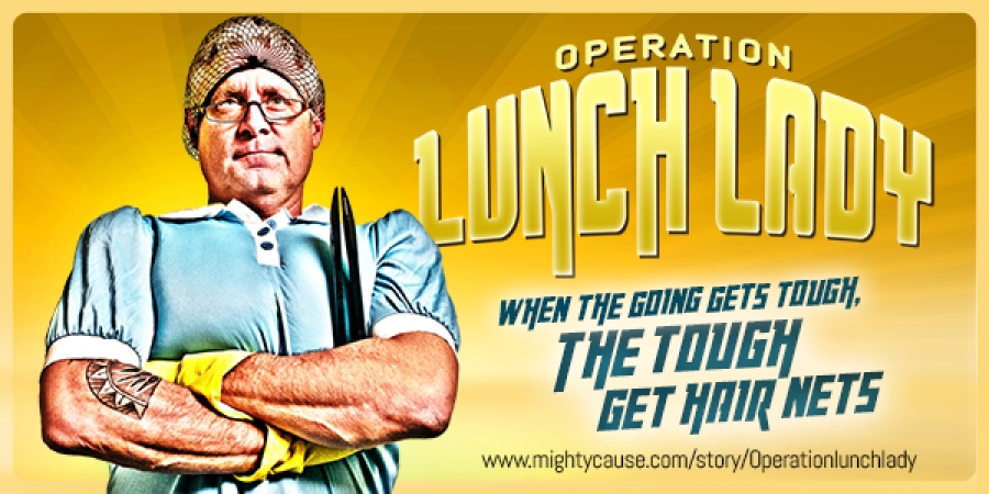 Operation Lunch Lady