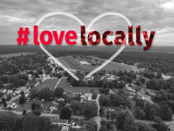 First Ever #LoveLocally Digital Feature Coming This Valentine's Day: Send Us Your Saratoga Love Stories To Help Support Local Businesses ♥
