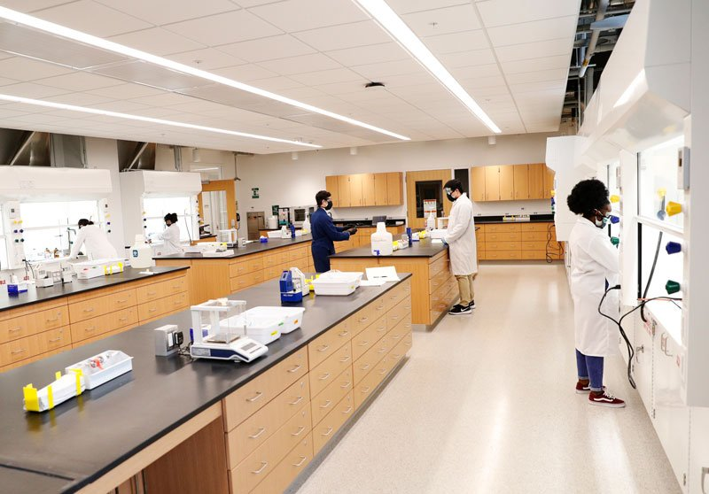 Center for Integrated Sciences Lab